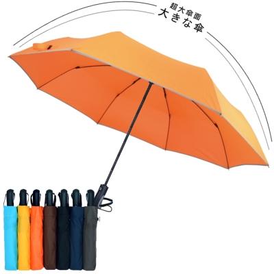 2mm 超大!運動型男超大傘面自動開收傘 (2入組)