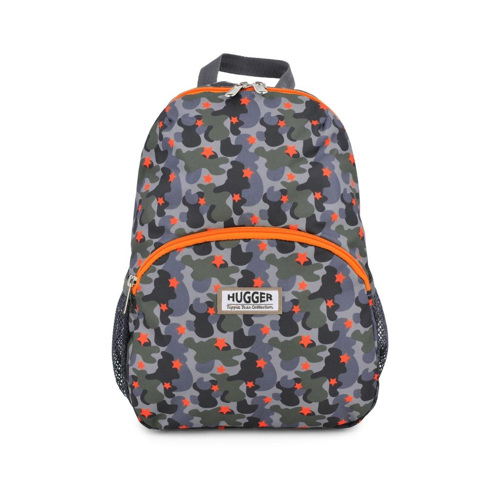 英國Hugger時尚孩童背包-迷彩沙漠