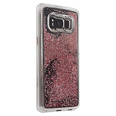 美國 Case-Mate Samsung Galaxy S8 Waterfall-玫瑰金