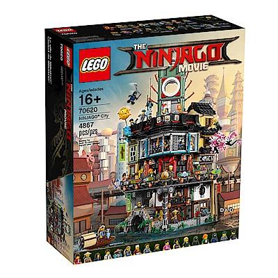樂高LEGO 旋風忍者系列 - LT70620 NINJAGO? City