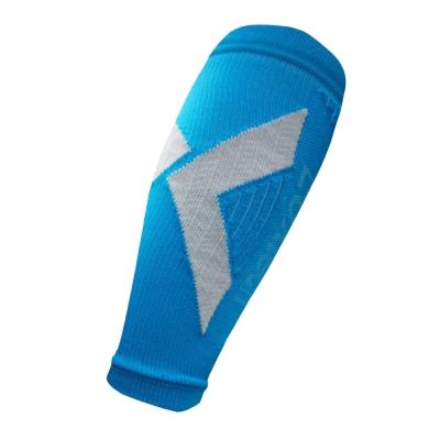 EGXtech CCS-1 分段加壓運動小腿套(藍白)1雙
