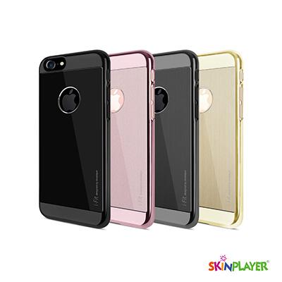 Skinplayer iPhone 8/7 高質感鋁合金手機保護殼