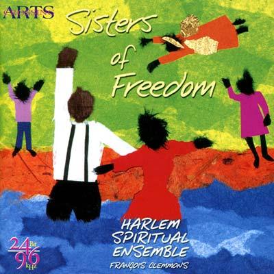 哈林靈歌樂團 - 自由歌聲  DAD+CD