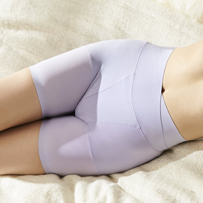 Mollifix 瑪莉菲絲 睡睡塑 循環塑身褲 (淡紫)