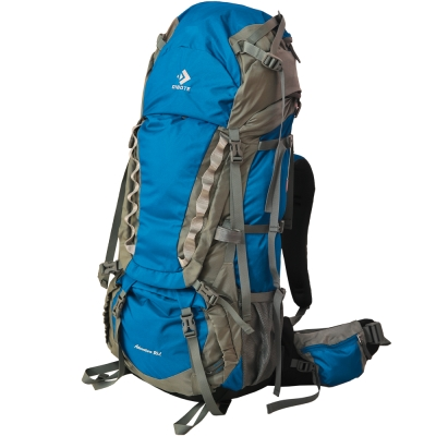迪伯特DIBOTE 長程專業登山背包/登山包 - 80L (藍)