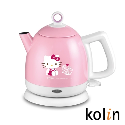 歌林Hello Kitty不袗快煮壺KPK-MNR1042