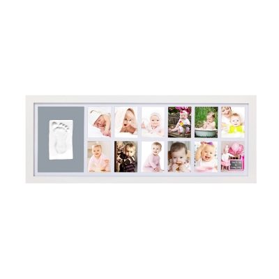 Adora 珍愛回憶 零歲寶寶成長記錄相框(豪華壁掛型)