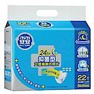 [限時下殺]安安 夜用型抽換式尿片 (22片x6包) 可搭配成人紙尿褲使用