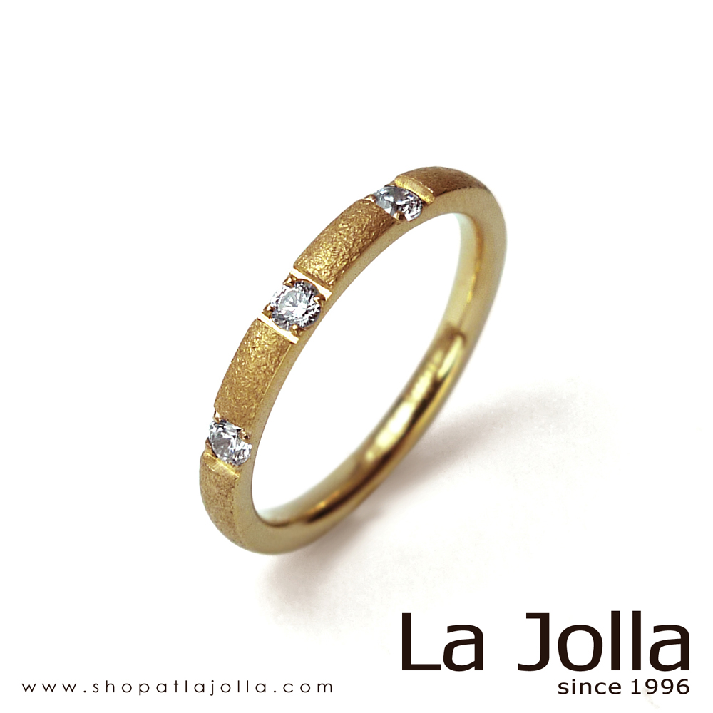 La Jolla 金采年華 純鈦戒指