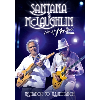 聖塔納和麥克勞克林 蒙特勒現場-邀光演唱會DVD