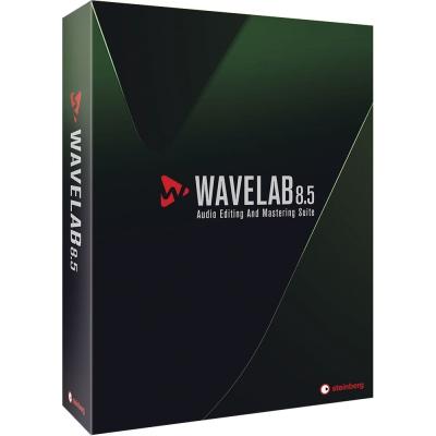 Wavelab 8.5 單機版 (盒裝)