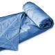 亞曼達Amanda 涼感紗機能吸溼排汗涼被-藍 product thumbnail 1