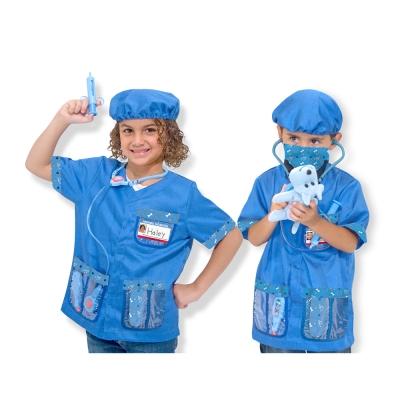 美國瑪莉莎 Melissa & Doug  獸醫服遊戲組