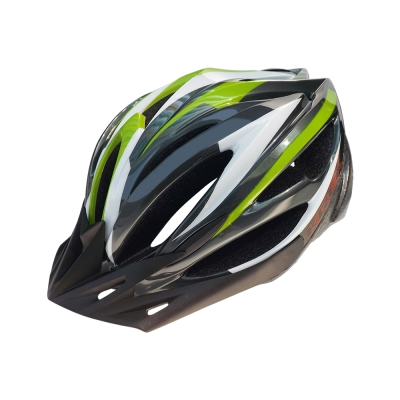 KREX CS-1800 拉風款自行車專用安全帽 黑色