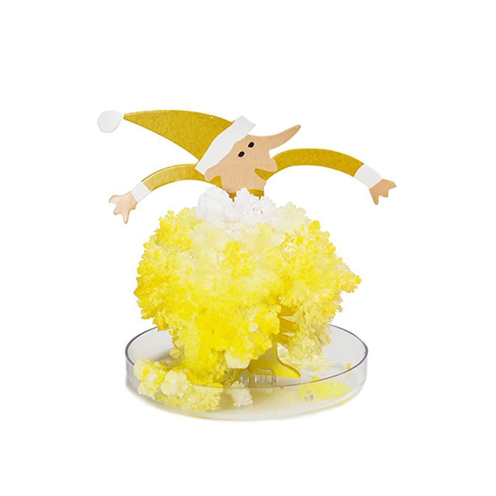 賽先生科學 魔法聖誕精靈-黃