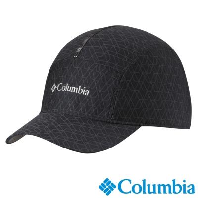 【Columbia哥倫比亞】男女-快排防曬50棒球帽-黑色  UCU95290BK
