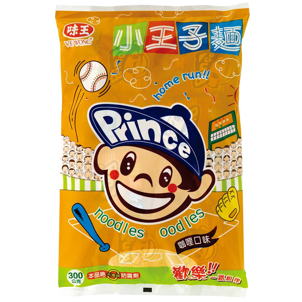 味王 小王子麵-咖哩口味(20入/包)