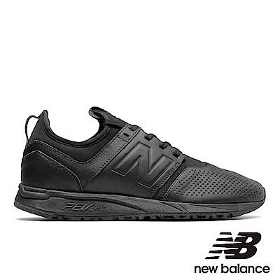 New Balance 247復古鞋MRL247LK-D中性黑色