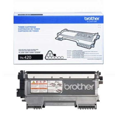 Brother TN-420 黑色碳粉匣