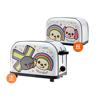 SAMPO聲寶-OPEN小將烤麵包機-TR-LF65S-N