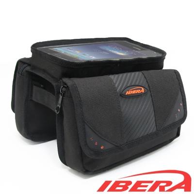 IBERA 自行車專用6吋手機袋+上管馬鞍袋