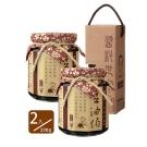 豆油伯 沙茶燒烤醬(270gx2入)