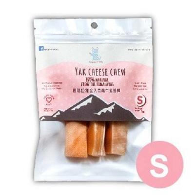 Happymolly喜馬拉雅氂牛乳酪棒-小型犬用S號FBY03單包