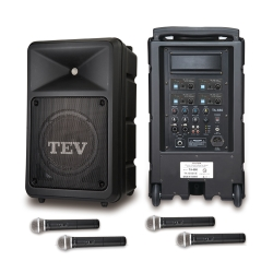 TEV 160W四頻無線擴音機 TA680iA-4