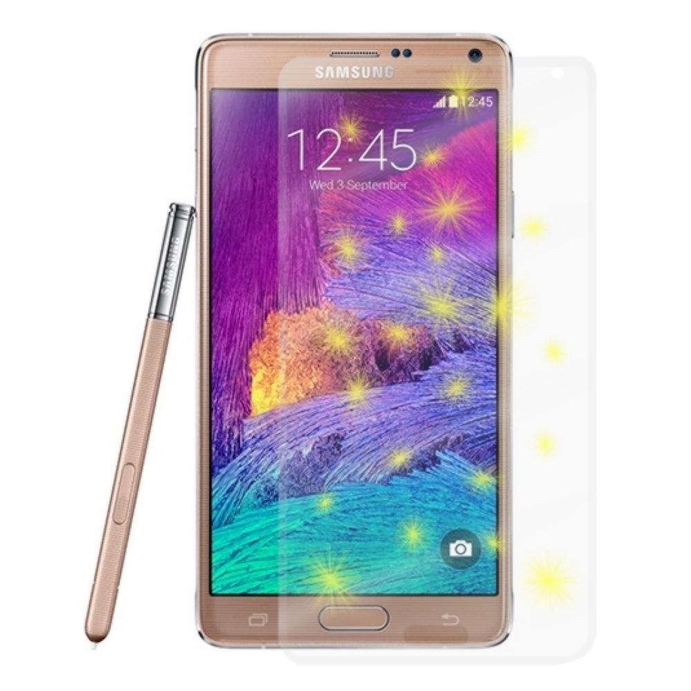 D&A Samsung Galaxy Note 4日本高階螢幕保護貼(AS高密疏油疏水型) @ Y!購物