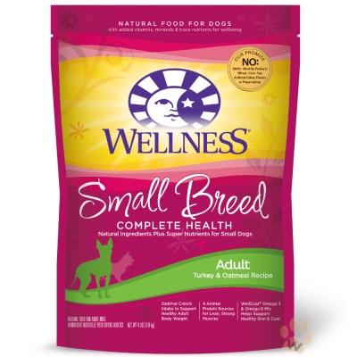 WELLNESS 全方位系列-小型成犬 田園均衡食譜4LB