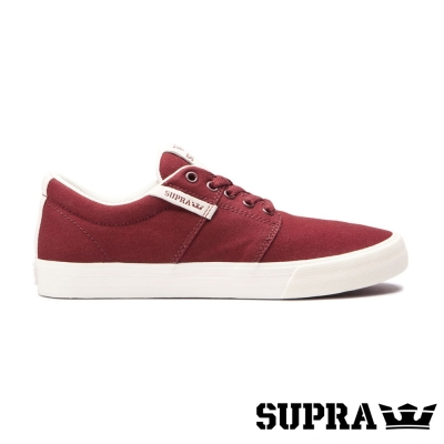 SUPRA Stacks II VULC系列男鞋-磚紅