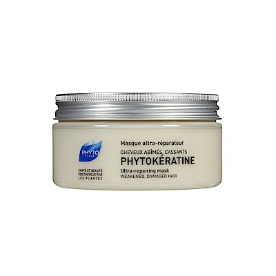 PHYTO 水潤修護髮膜200ml-快速到貨