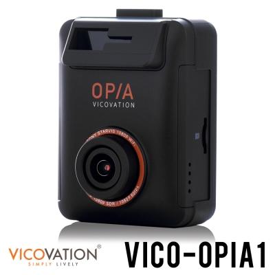 視連科VICO-Opia1星光夜視款SONY STARVIS™感光元件 行車記錄器 急速配