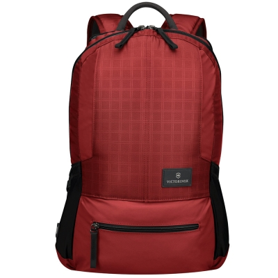 VICTORINOX瑞士維氏 Altmont 3.0 15吋電腦後背包-紅