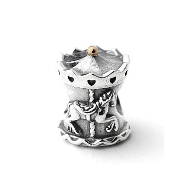 Pandora 潘朵拉 純銀墜-旋轉木馬