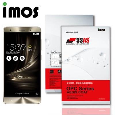 iMOS ASUS ZenFone 3 Deluxe 5.5吋3SAS疏油疏水螢幕保護貼