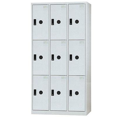 【時尚屋】DJ多用途鋼製置物櫃8-2(有三色)