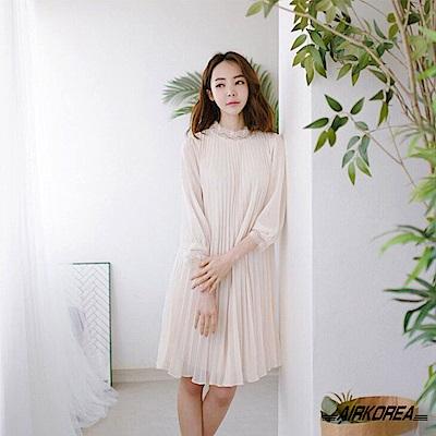 【AIRKOREA正韓空運】正韓甜美質感連身洋裝