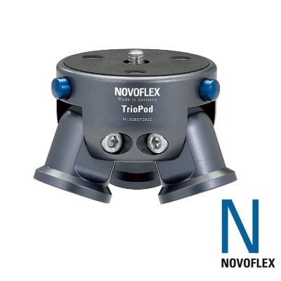 NOVOFLEX-TrioPod-三腳架基座