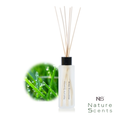 Nature Scents 自然芬芳 香氛擴香瓶組60ml(晨露)