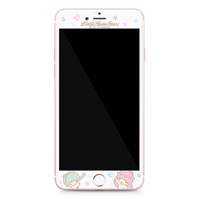 GARMMA KiKiLaLa iPhone 6/6S+ 5.5吋鋼化玻璃膜-亮...