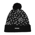 CONVERSE-女針織帽10005506A01-黑