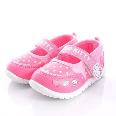 HelloKitty童鞋-甜心娃娃運動款-715905桃(中小童段)