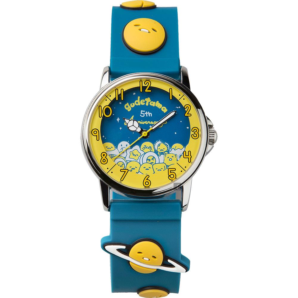 Gudetama 蛋黃哥 五周年紀念版兒童錶-32mm