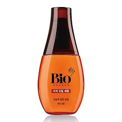 Elastine BIO 黃金蜂膠護髮精華油 (染燙受損髮適用)80ml