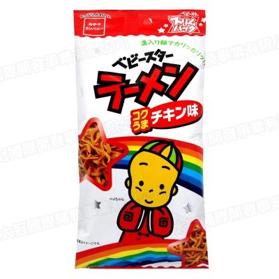 Oyatu-點心麵-雞汁-70g