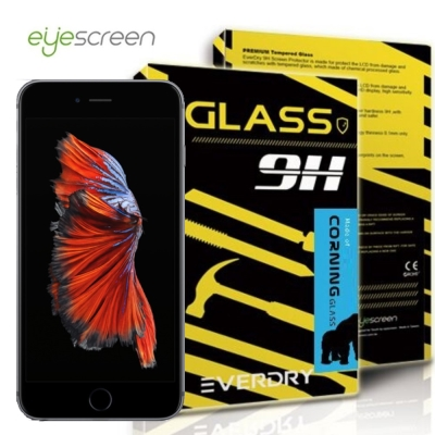 EyeScreen iPhone 6 / 6S Plus (黑)  3D康寧玻璃...