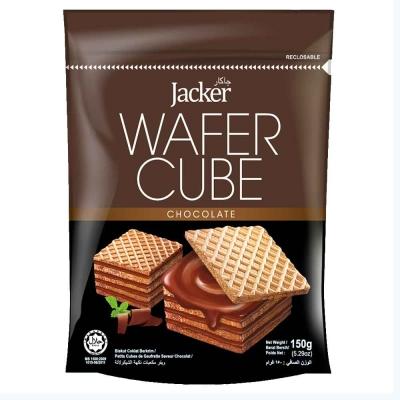 Jacker 傑可巧克力方形威化酥(150g)