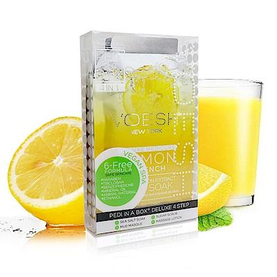 VOESH 手足護理SPA四件組-潔淨滋養檸檬補水配方