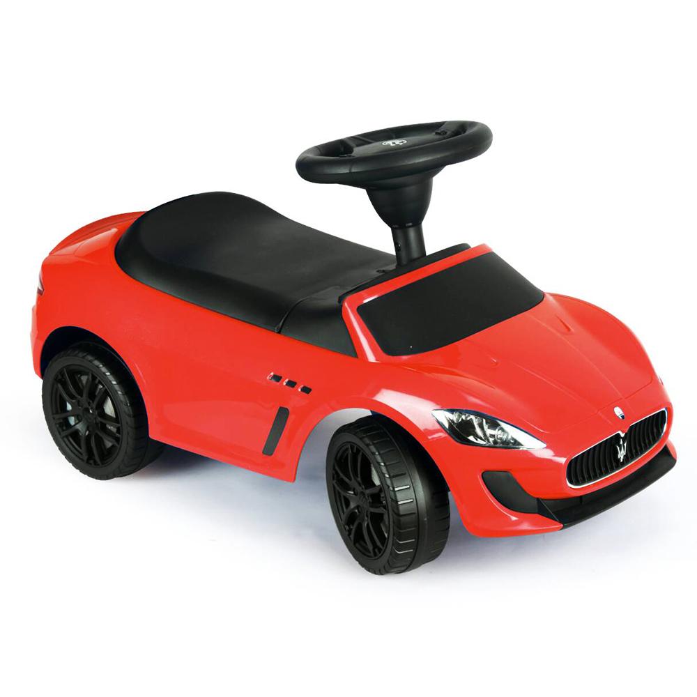 寶貝樂精選瑪沙拉蒂學步車遊戲車-紅色